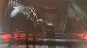 星, つ星 Wars: The Rise of Skywalker -art book/concept art
