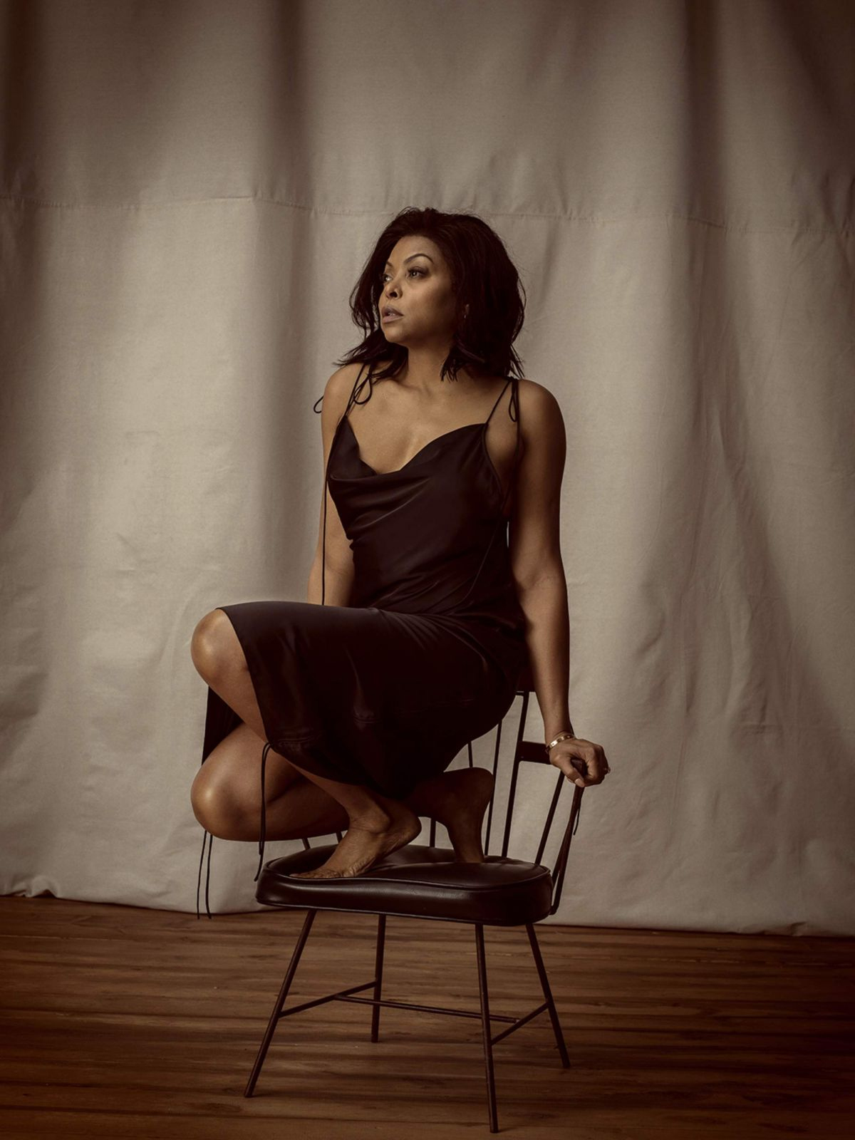 Taraji P. Henson - Porter Edit Photoshoot - 2019