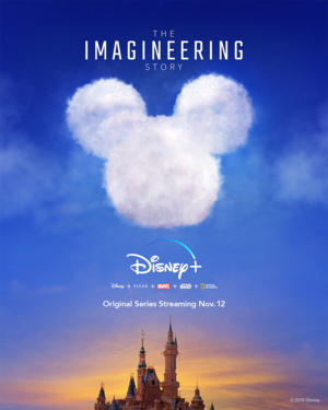 The Imagineering Story (2019) Poster