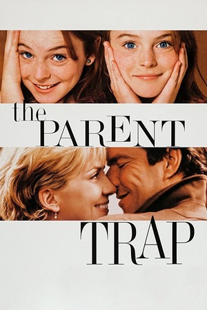 The Parent Trap (1998) Poster
