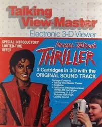 Thriller Electronic 3-D Viewer
