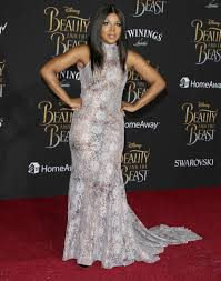 Toni Braxton 2017 Beauty And The Beast Movie Premiere