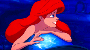 Walt ডিজনি Screencaps – Princess Ariel