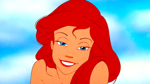 Walt डिज़्नी Screencaps – Princess Ariel