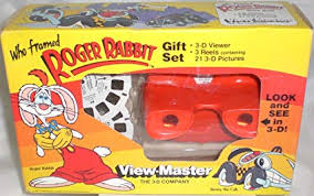 Who Framed Roger Rabbit View Master Gift Set