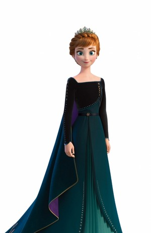 anna Queen of arendelle
