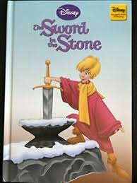 Sword In The Stone Storybook