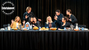 'Birds Of Prey' Entertainment Weekly 'Last Supper' Photoshoot