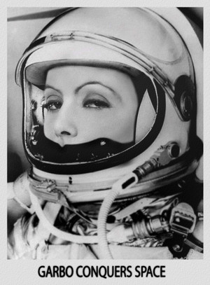 Garbo Conquers Space