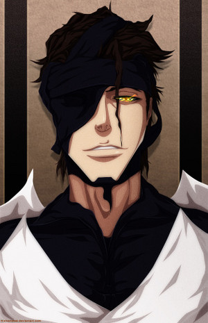 *Sealed Aizen*