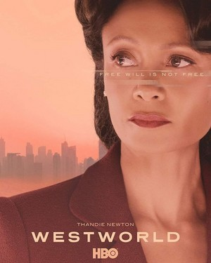 'Westworld' Season 3 Character Poster ~ Maeve