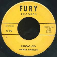1959 Hit Song, Kansas City, On 45 RPM