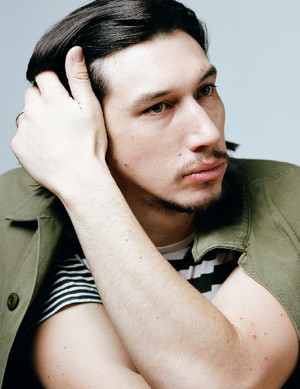 ADAM DRIVER for Brooklyn Magazine | 2014