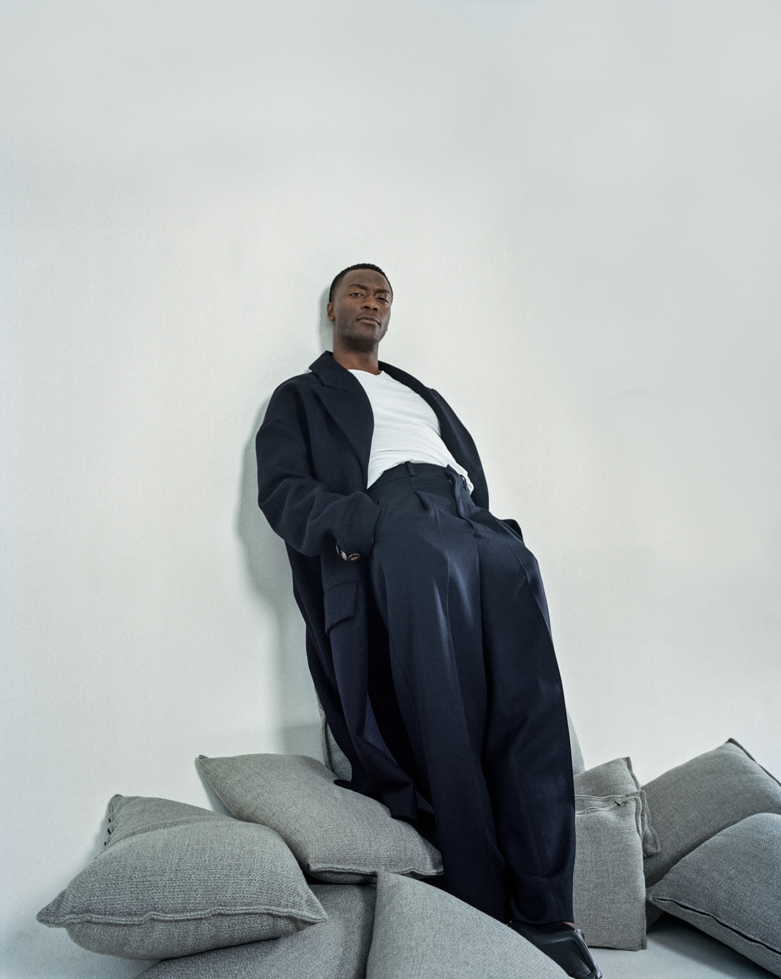 Aldis Hodge - The Last Magazine Photoshoot - 2019