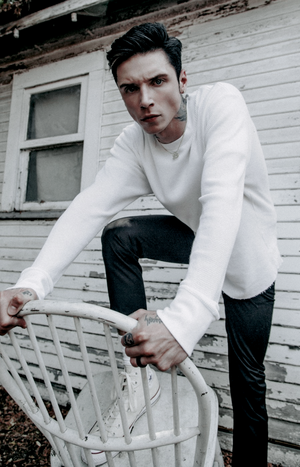 Andy Biersack for Lucy's Magazine