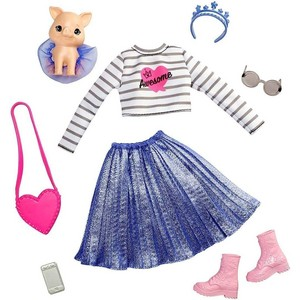 Barbie Princess Adventure Fashion Packs