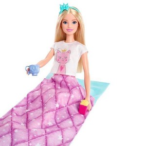 Barbie Princess Adventure - Sleepover Pack