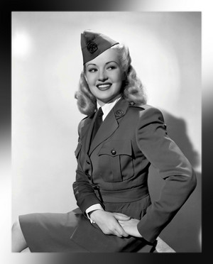 Betty Grable ~ A Yank in the R.A.F. ~ 1941