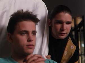 Blown Away Corey Haim Corey Feldman