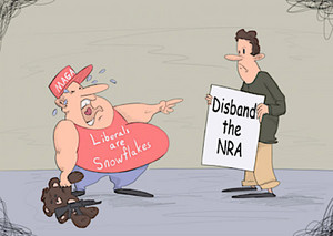 Disband The NRA