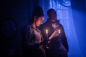 Doctor Who - Episode 12.08 - The Haunting of Villa Diodati - Promo Pics