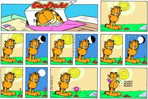 Garfield Comic Strip (March 1999)