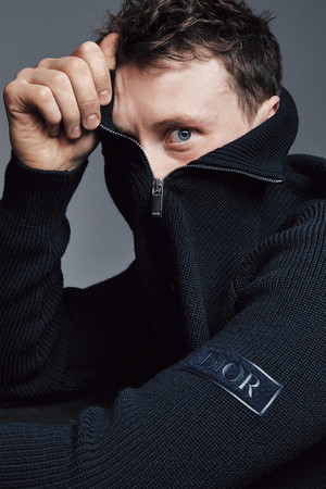 George MacKay - GQ Australia Photoshoot - 2020