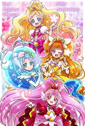 Go! Princess Precure Fifth Anniversary