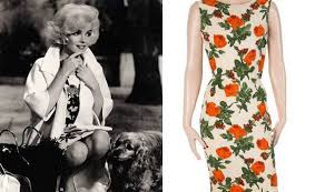 Iconc Floral Dress Something's Got To Give