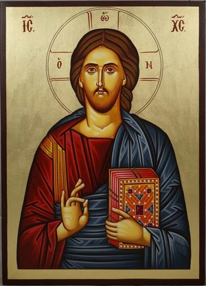 Isus Hristos Pantokrator [Jesus Christ the All-Ruler]