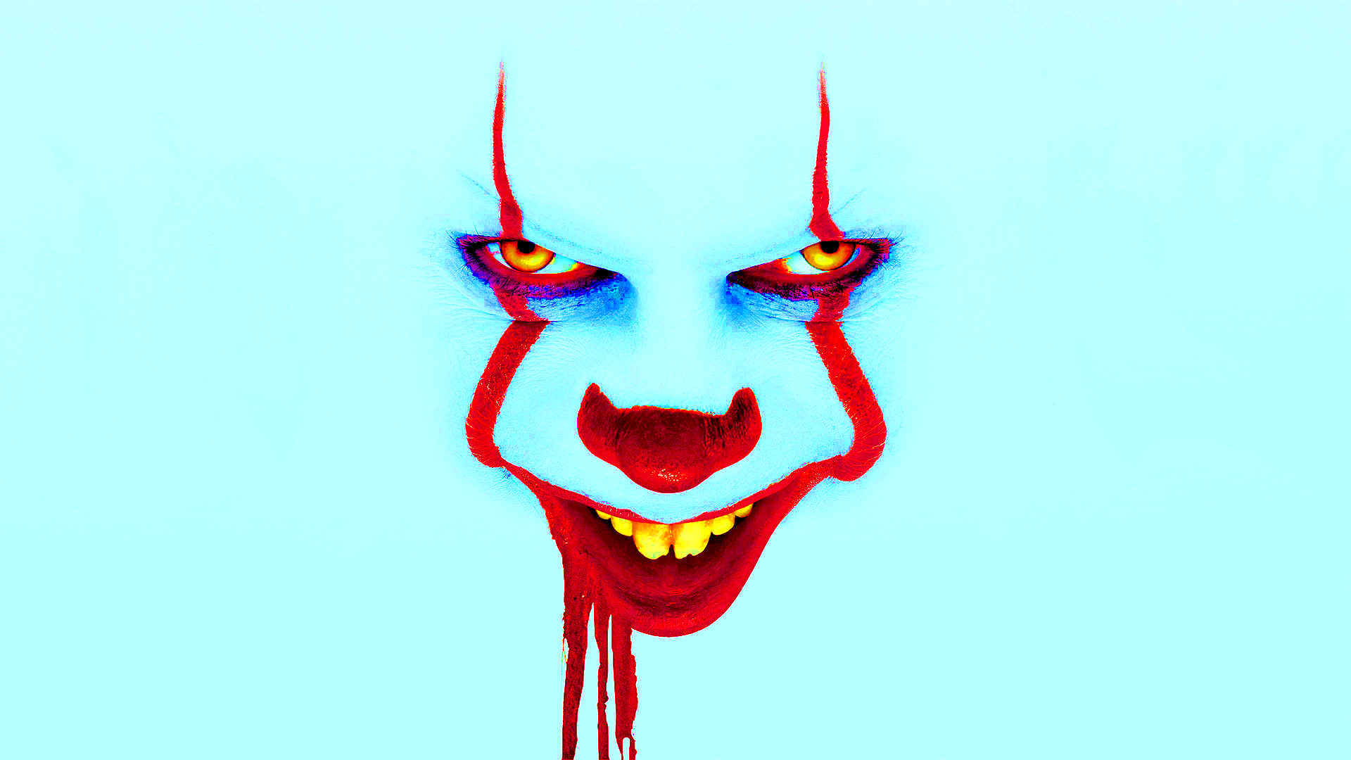 It Chapter Two Wallpaper - Pennywise