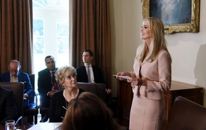 Ivanka at the White House ~ July 18, 2018