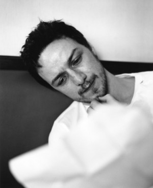 James McAvoy - Mean Magazine Photoshoot - 2007