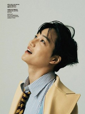 KAI for ELLE Korea