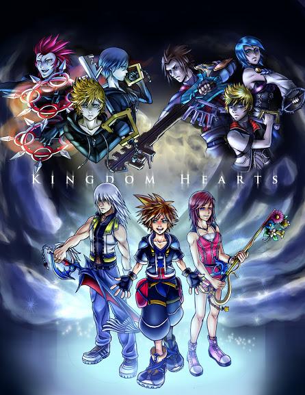 Axel - The Boys of Kingdom Hearts Photo (3498966) - Fanpop