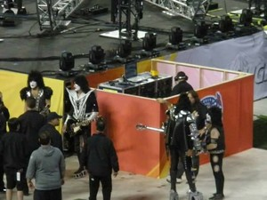 KISS ~Los Angeles, California...January 25, 2014 (NHL -Dodger Stadium)