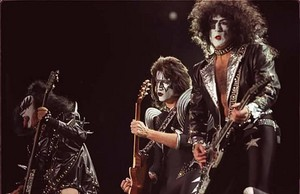 KISS ~Melbourne, Australia...February 28, 2003 (Telstra Dome)