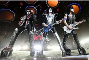 KISS ~Sioux City, Iowa...February 21, 2020 (End of the Road Tour)