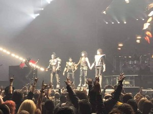 Kiss ~Toronto, Ontario, Canada...March 20, 2019 (End of the Road Tour)
