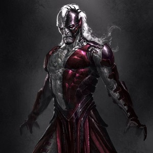 Malekith - Concept Art by Charlie Wen