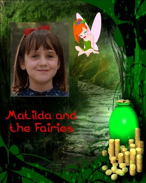 Matilda and the fées