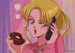 Mean Girls: 90's animê