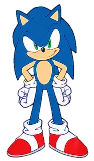 Modern Sonic the Hedgehog