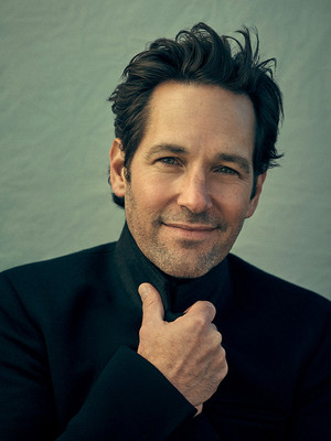 Paul Rudd photographed da Charlie Gray for Esquire Singapore (2020)