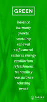 Significance Pertaining To The Color Green
