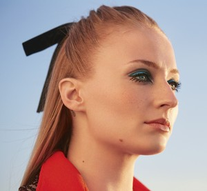 Sophie Turner ~ Elle ~ April 2020