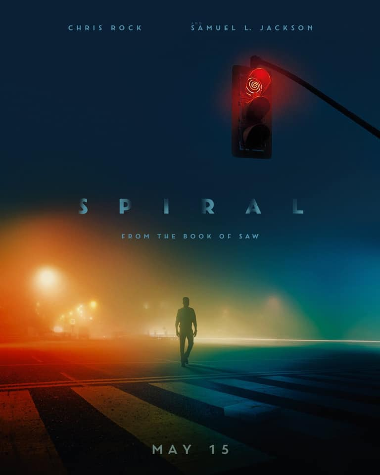 Spiral: From the Book of Saw (2020) Poster
