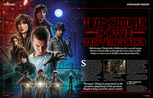 Stranger Things in Horrorville Magazine - 2017 [1]
