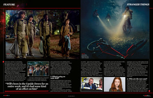 Stranger Things in Horrorville Magazine - 2017 [2]