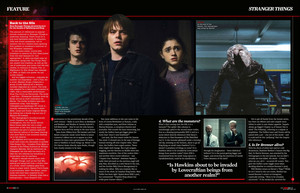 Stranger Things in Horrorville Magazine - 2017 [3]